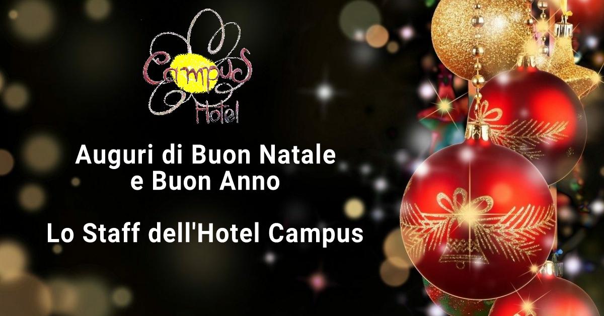 Chiusura Natalizia Hotel Campus Parma Collecchio