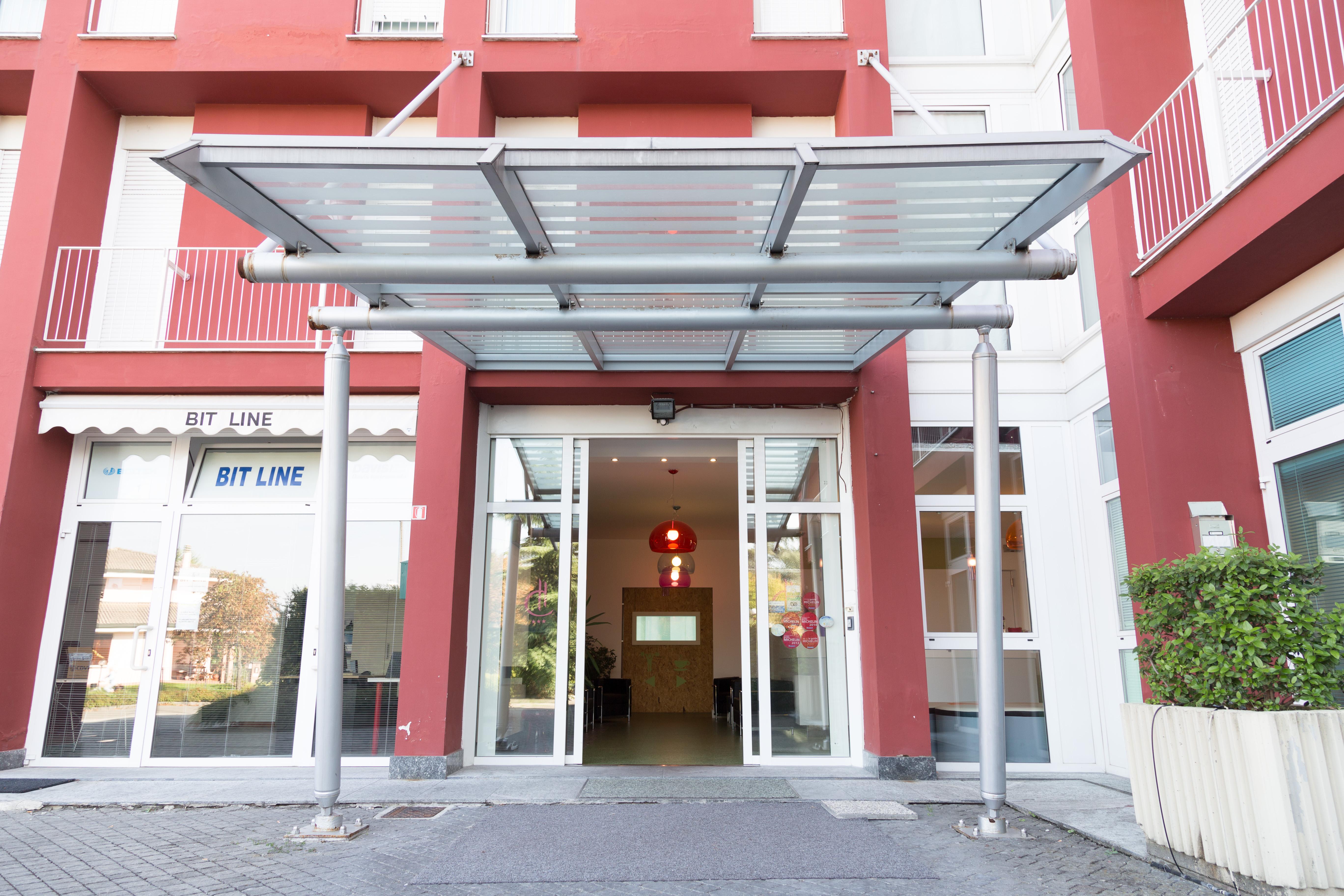 Hotel Parma e dintorni Hotel Campus