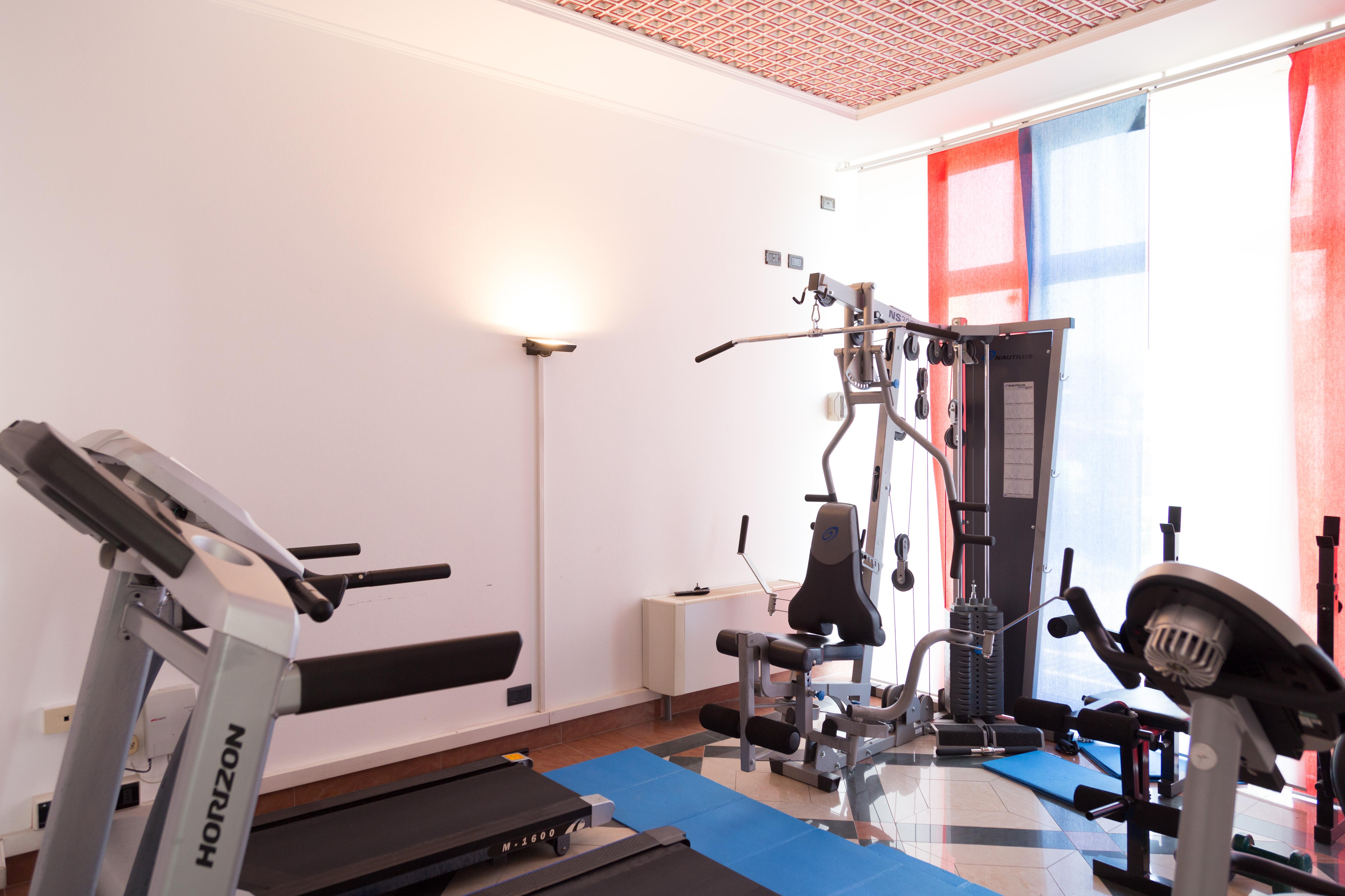 Hotel con Palestra e Fitness Center a Parma per un vero Relax.. Hotel Campus