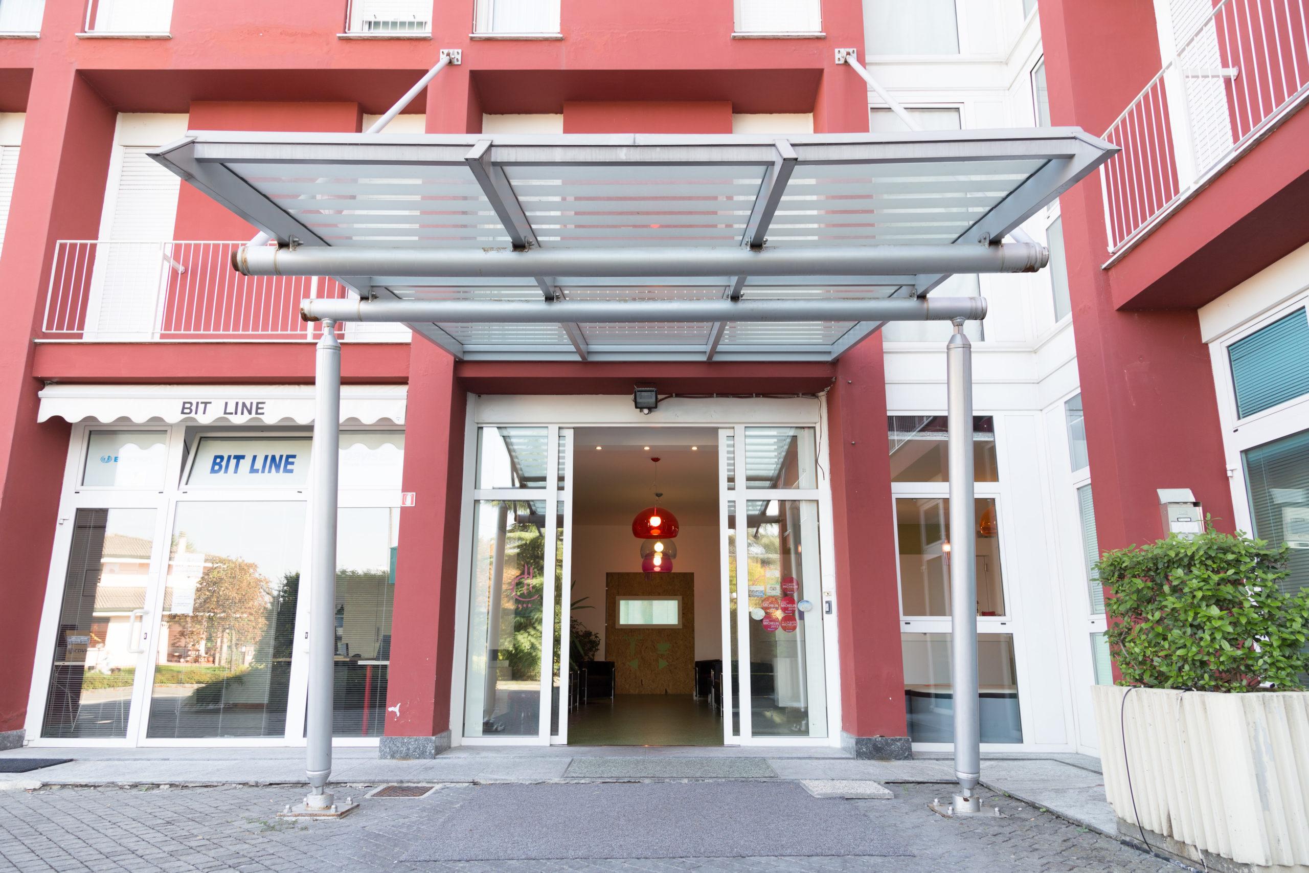 Ulteriore Numero Telefonico Hotel Campus Parma Collecchio: 0521 1755109